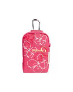GOLLA torbica za fotoaparat POPCORN, pink, M