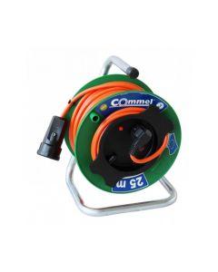 Kabl sa motalicom PVC bubanj 280mm za kosilice 25m H05VV-F 3G1,5