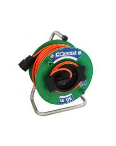 Kabl sa motalicom PVC bubanj 280mm za kosilice 50m H05VV-F 3G1,5