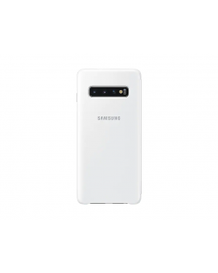 EG-ZG973-CWE Samsung Clear View stojeca futrola, S10, bela