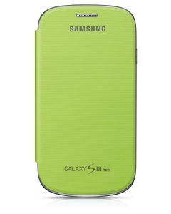 SAMSUNG Maska sa preklopom S3 mini, mint zelena