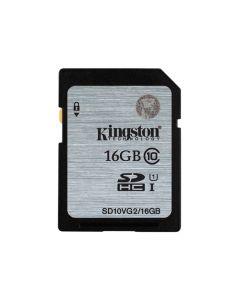 Kingston SD 16GB memorijska kartica klasa 10 UHS-I SD10VG2/16GB