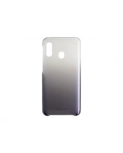 Samsung Gradation maska za telefon A20, crna
