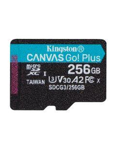 Kingston Canvas Go! Plus microSD 256GB SDCG3/256GB Memorijska kartica bez adaptera