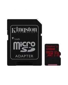 SDCR/128GB Kingston MicroSDXC Canvas React 128GB cla UHS-I U3