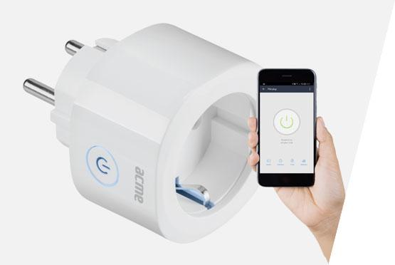 Acme SH1101 Smart Wi-Fi šuko utičnica