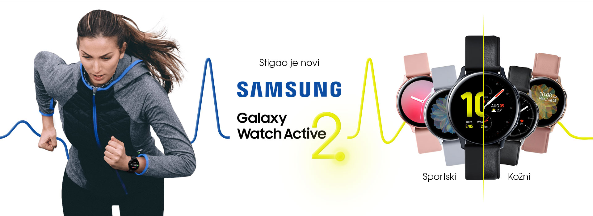 Samsung Galaxy Watch Active 2 satovi